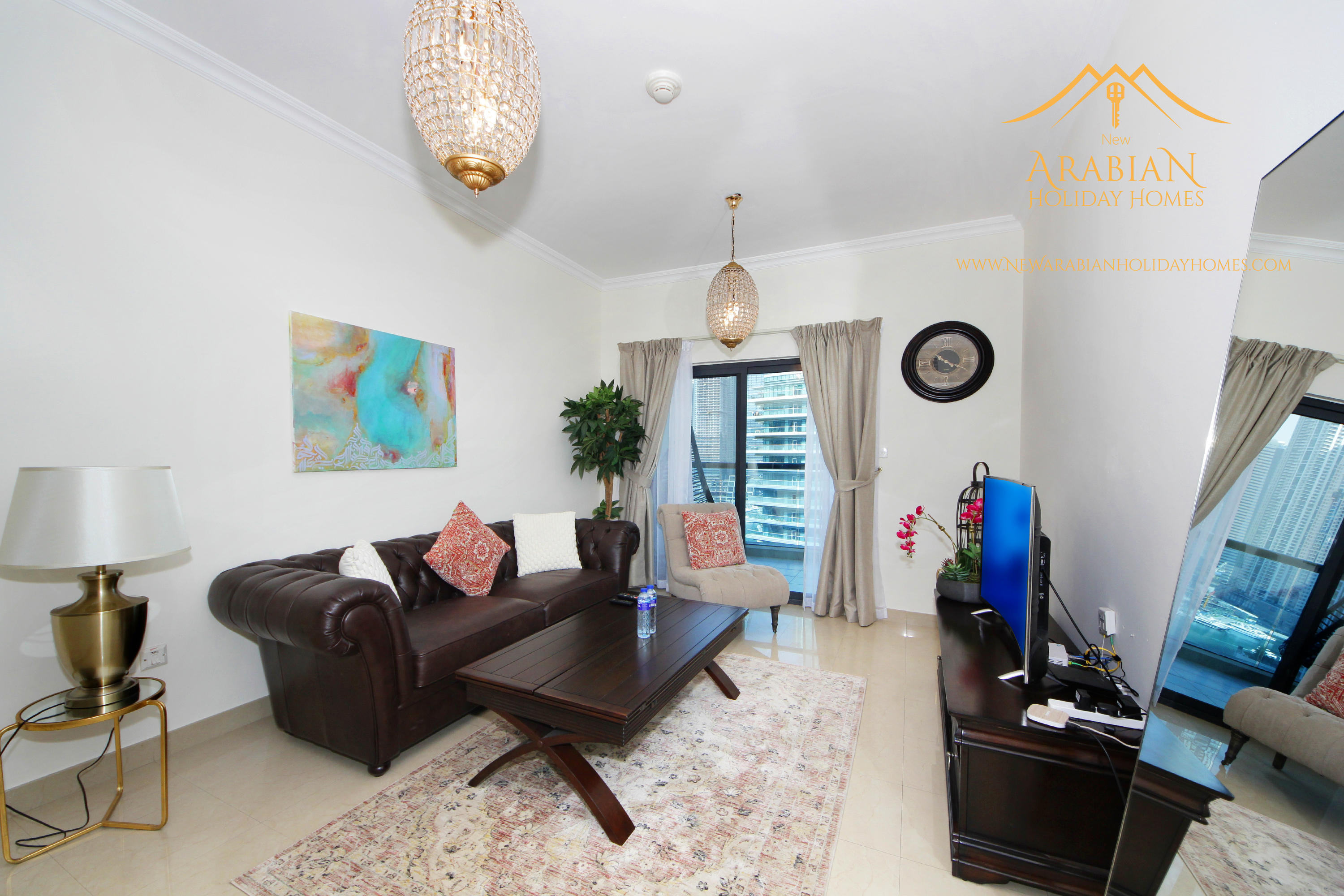 Time Place - Wonderful Apartment With Incredible Views - New Arabian ...